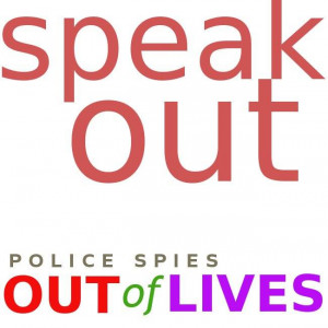 Police Spies Out of Lives