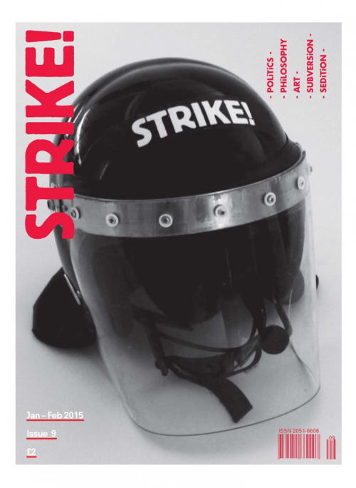 STRIKE! Magazine – Eat the Rich!: Wise-up and Rise-up